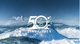 50 YEARS OF PROFESSIONAL MARINE EQUIPMENT