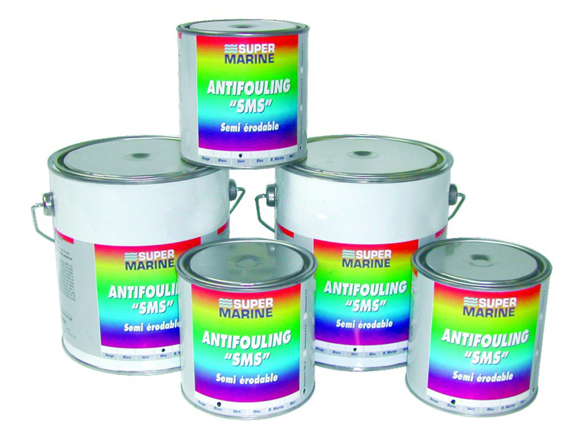 AFR75-antifouling red 2.5l-seimi