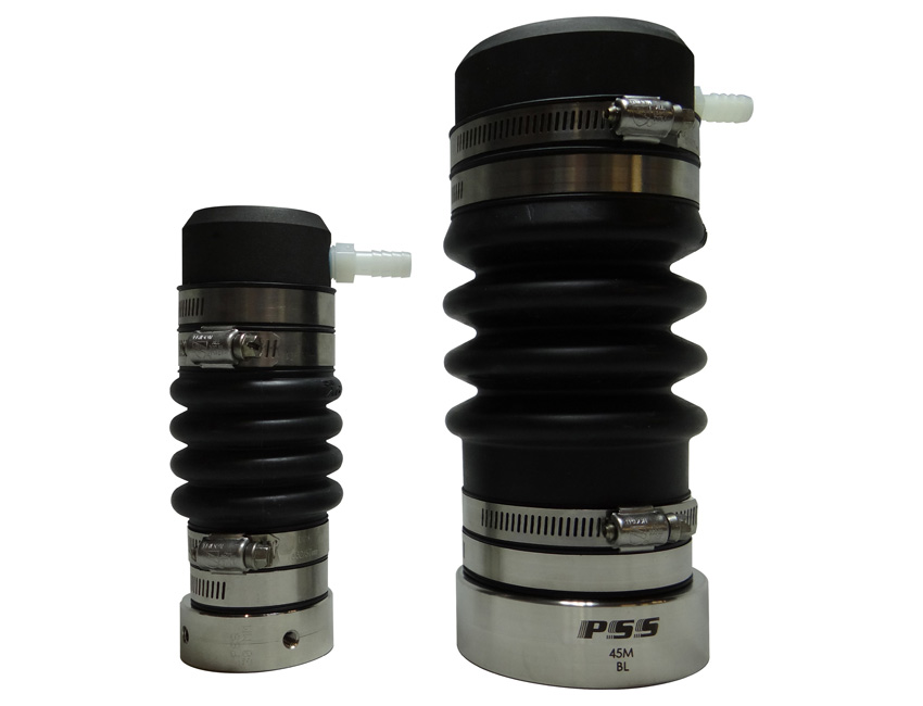 JTPSS2547-arbre 25mm -  tube d etambot 47mm-seimi