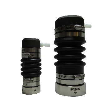 JTPSS2555-arbre 25mm -  tube d etambot 55mm-seimi