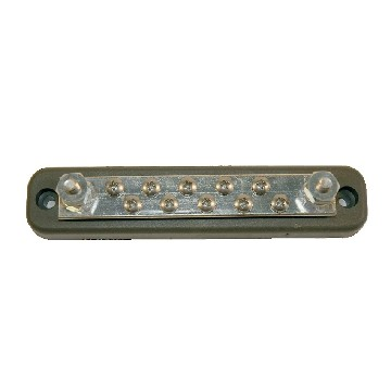 BC20-busbar 2 terminals + 20 contacts-seimi