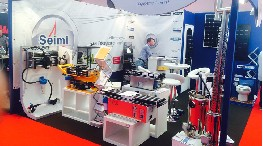 Boat show le Grand Pavois 2016 Stand SEIMI Marine Equipements