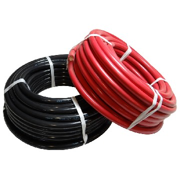 CBR25-cable batterie ho7vk section : 1 x 25 mm² - rouge-seimi