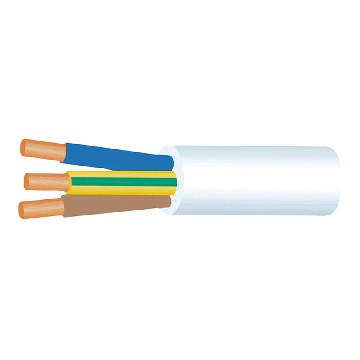 HO521.5-ho5vv-f marine cable section: 2 x 1.5 mm² (price per meter – roll of 500 m)-seimi