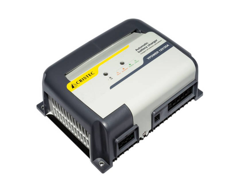 YPO2420-ypower charger 24v - 20a - 200-300ah-seimi