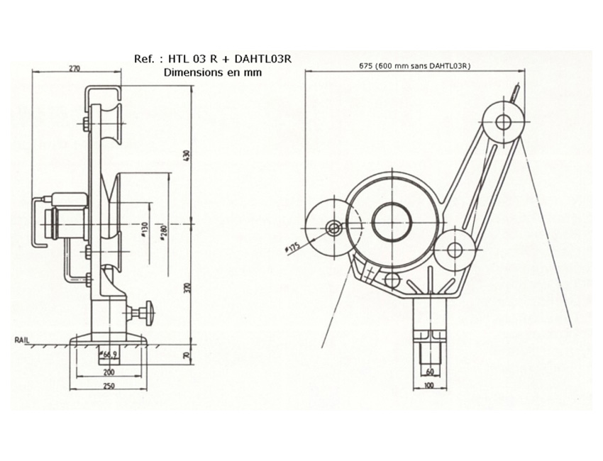 DAHTL03R-press wheel for htl03r-seimi