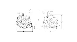 plan : mechanical clutch. im 2 anti-clockwise-seimi