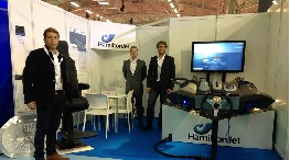 seimi was at the euronaval meeting show