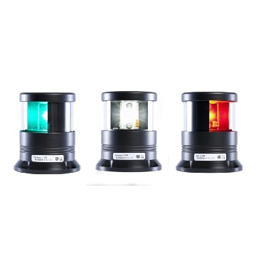 40LROUTE-led navigation light serie 40 - masthead-seimi