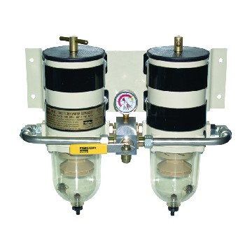 RA731000FH-fuel filter / separator -flow rate: 1363 l/h-seimi