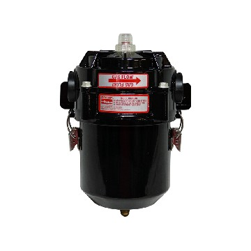 RACCV45008L-breathing filter-closed circuit- 350hp - left side-seimi