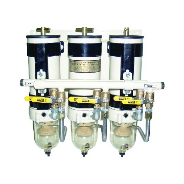 RA791000FHV-fuel filter / separator -flow rate: 2044 l/h-seimi