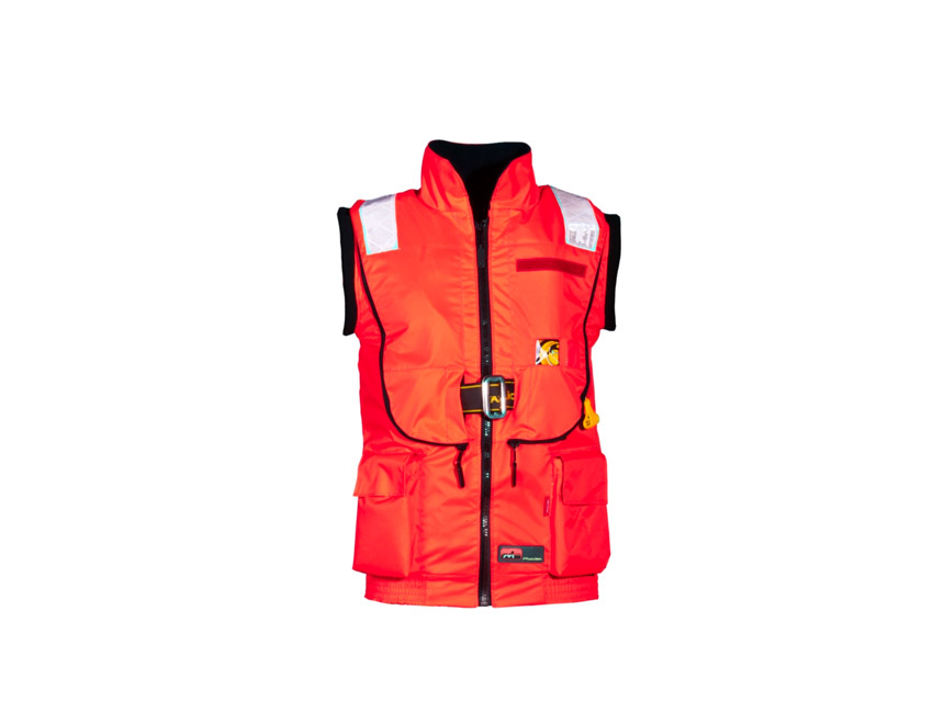 GNAVIPROM-gilet navipro type pilote m-seimi