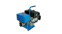 *GHYDRO2H-honda drive engine hydraulic power-pack pump flow rate (l/min): 28  /  manual starter-seimi