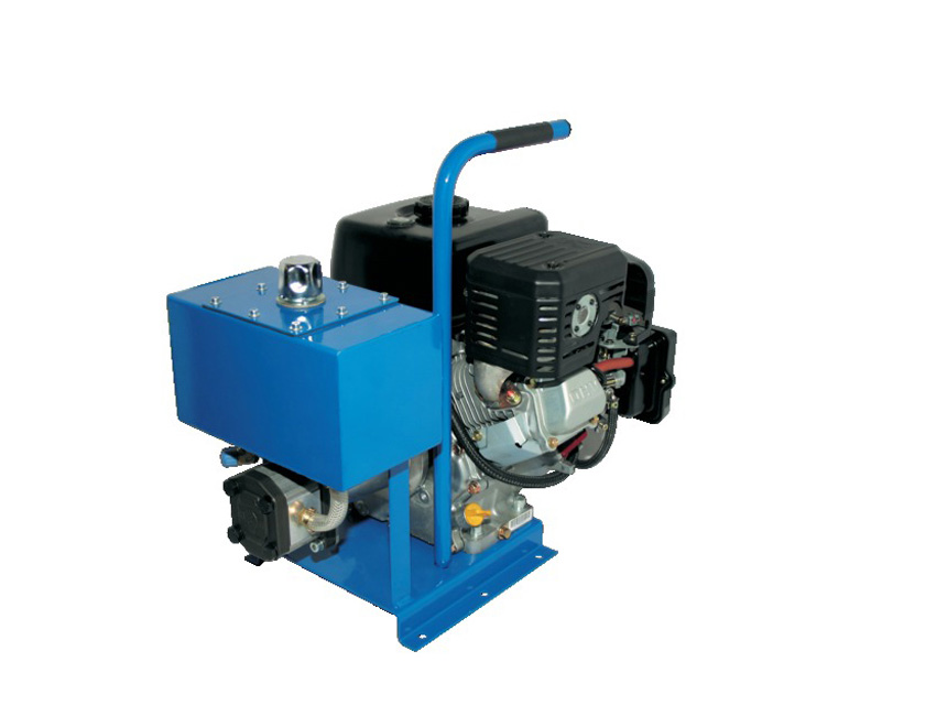 *GHYDRO1H-honda drive engine hydraulic power-pack pump flow rate (l/min): 14  /  manual starter-seimi