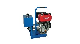 *GHYDRO3DYE-yanmar drive engine hydraulic power-pack pump flow rate (l/min): 15 / electric starter - w/o battery-seimi