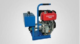 Drive engine hydraulic power-pack - SEIMI Marine equipments