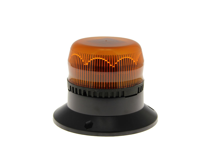 GYLEDO-gyrophare a led orange 10-30v-seimi