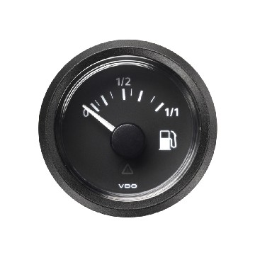 ICL-fuel indicator 12/24v for lever sensor-seimi