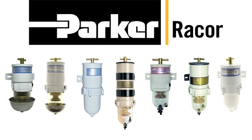 INNOVATIONS SUR LES FILTRES PARKER RACOR