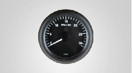 Instrumentation & engine control - Indicators - REV counter