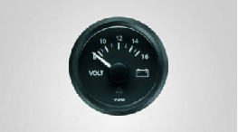 Instrumentation & engine control - Indicators - Voltmeters