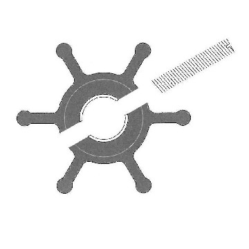 J6730001-impeller 020 sp ne pin       a-seimi