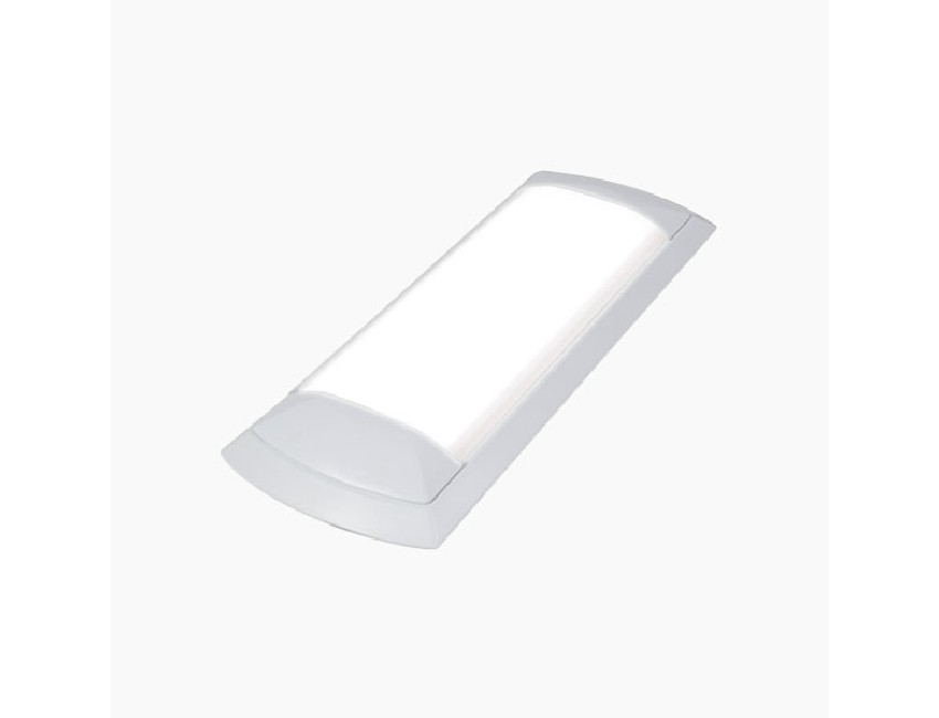 MPFL18230EC-lampe oceanus led 18w, 2520lm, 85/265vac, 50/60hz, ip55, circuit secours-seimi
