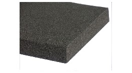 M25M1-acoustic foam type m1 thick. 25mm-seimi