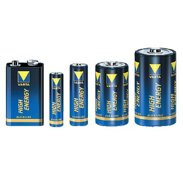 LR6-alkaline battery type lr6 - 1.5v-seimi