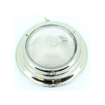 PI140-stainless steel ceiling light -140mm- 25w-seimi