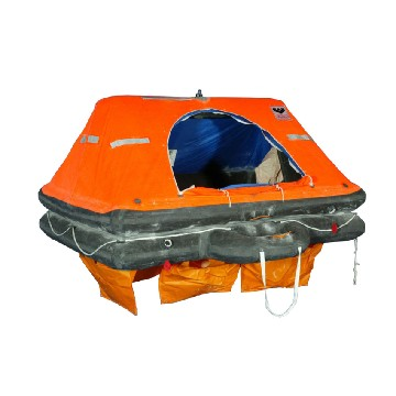 RS8PA-liferaft 8 person-seimi