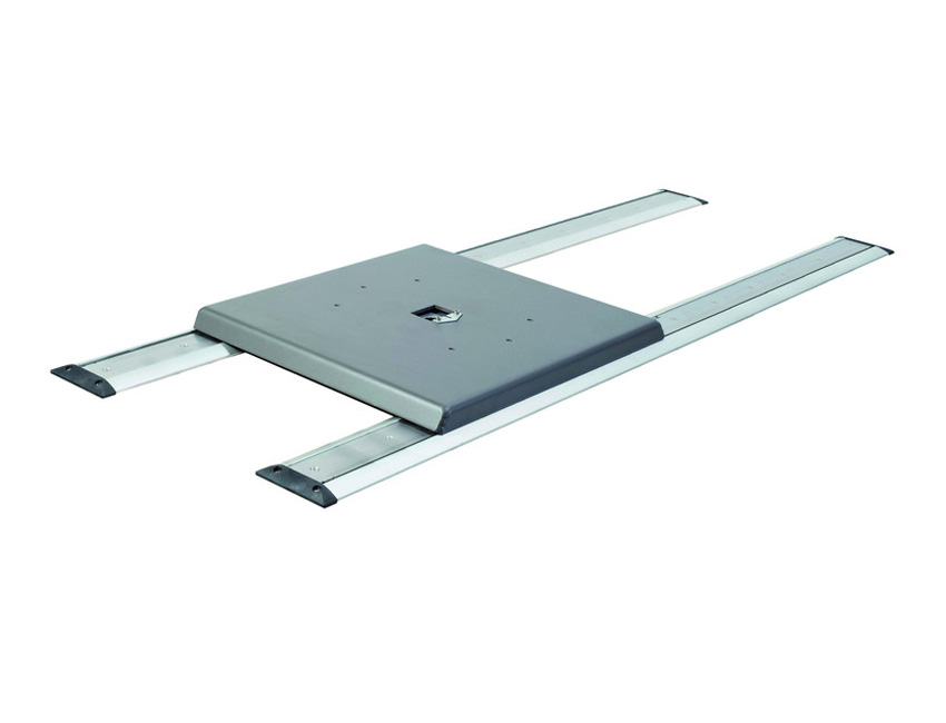 RPSKIP30250-basic deck rail top mounted ns1500 length 2500mm-seimi