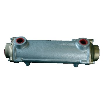 REFRI200-water/oil cooler. max oil output: maxi 200l . water outout: 150 l/mn.-seimi