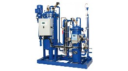 OWS500-water/oil separator - bilge water separator - capacity of 0.5 m3/hour-seimi