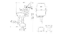 "plan : skipper chair, type ""kf 106 vfa""-seimi"