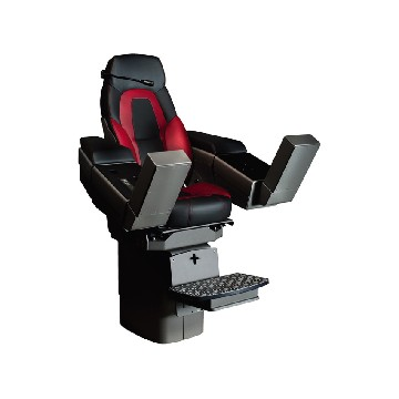 MX3500-bridge seat new generation for offshore-seimi
