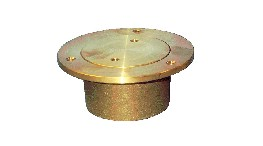 "1180212-bronze deck filler g bsp thread: 2""1/2-seimi"