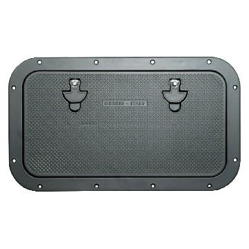 seimi equipements marine trappe de pont aluminium p. Black Bedroom Furniture Sets. Home Design Ideas