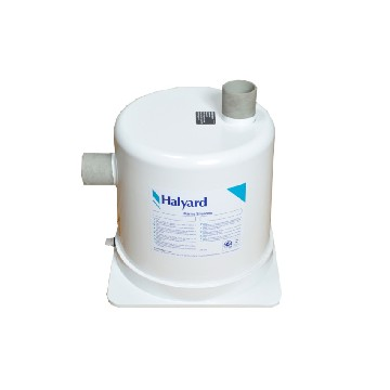 WPHV200-waterlock polyester e: 203 mm s: 203 mm-seimi