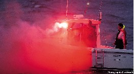 SEIMI Marine Equipments treats and recycles your pyrotechnic product with APER-PYRO